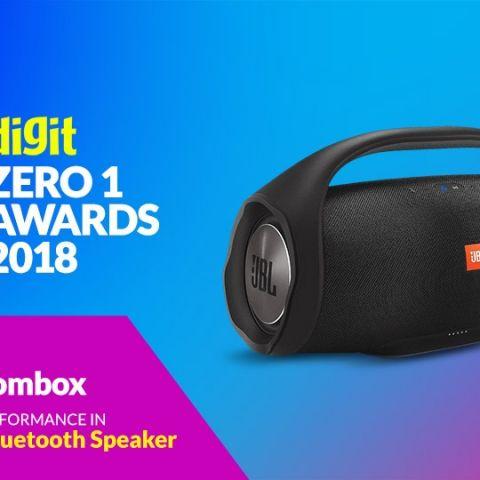Zero1 Awards 2018 - Audio - Bluetooth Speakers