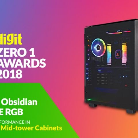 Zero1 Awards 2018 - Desktop - Mid-Tower PC Cases