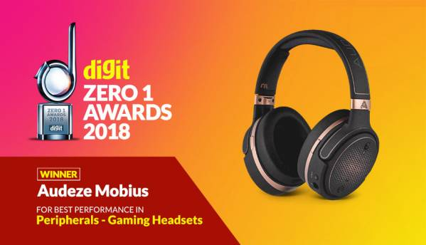Zero1 Awards 2018 - Peripherals - Gaming Headsets