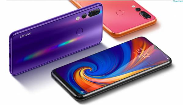 Lenovo Z5s with Snapdragon 710 and triple rear camera setup launched in China