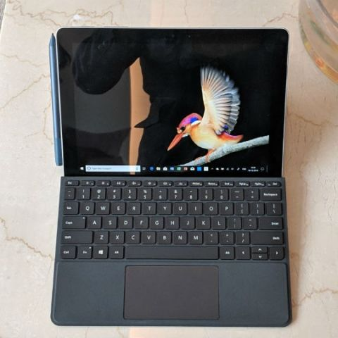 Microsoft Surface Go First Impressions: Still an incomplete Windows tablet