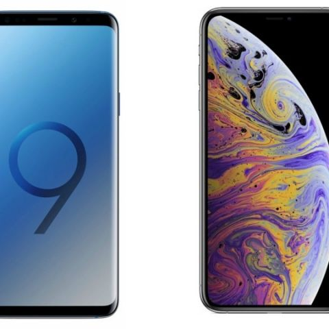 Specs comparison: Samsung Galaxy S9 Plus vs iPhone XS Max