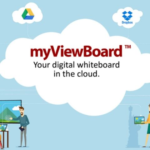 ViewSonic launches myViewBoard Digital Whiteboard solution in India