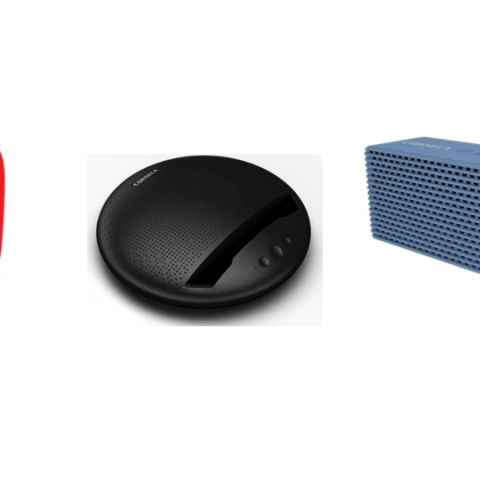Corseca Cookie, Dazzle and MuDisc portable Bluetooth speakers launched in India