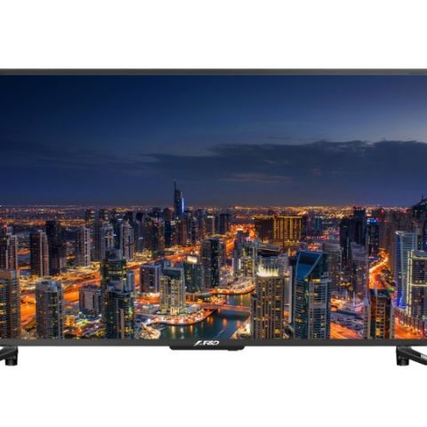 F&D FLT-4302SHG 43-inch LED TV launched in India at Rs 49,990