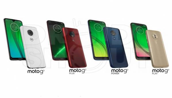 Moto G7 with Snapdragon 625 SoC spotted on Geekbench website
