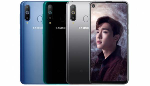 Samsung Galaxy A8s price revealed in China, will soon go up for pre-orders