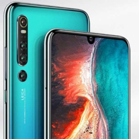 Huawei uses stock images to promote P30 Series smartphones