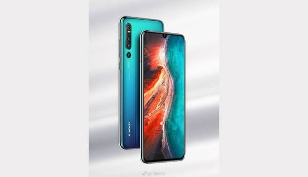 Huawei P30 Pro concept video shows quad-cameras, waterdrop notch