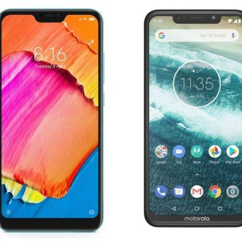 Specs comparison: Xiaomi Redmi 6 Pro vs Motorola One Power