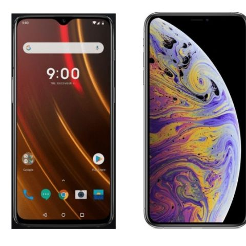Specs comparison: OnePlus 6T Mclaren edition vs iPhone XS Max