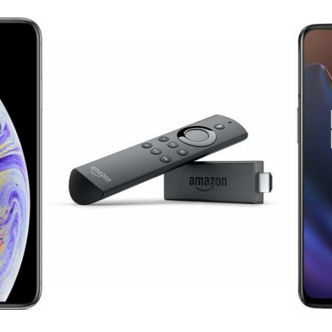Amazon Year End sale: Discounts on Fire TV Stick, Apple iPhone X and more