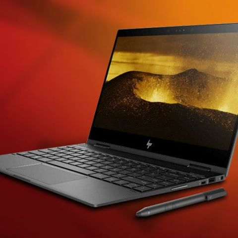 HP Envy x360: Thin, light, and powerful