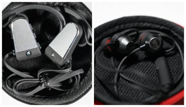 Cut the cord with the Wings Steel and Chrome Bluetooth earphones