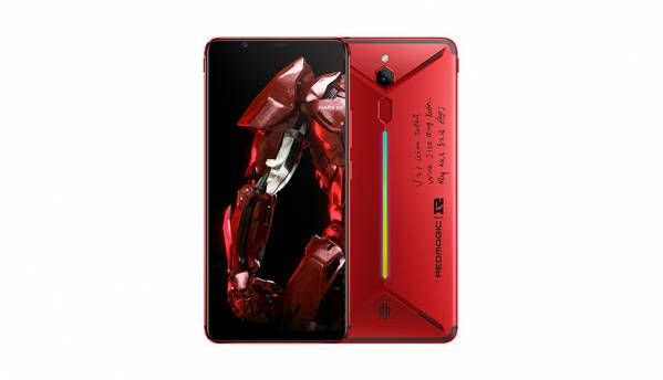 Nubia Red Magic Mars RNG Edition with up to 10GB RAM, 256GB storage launched in China