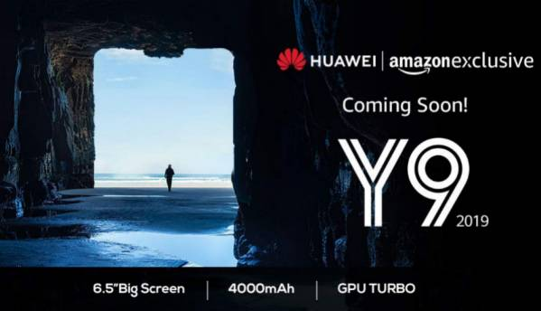 Huawei Y9 (2019) launching on January 7 in India