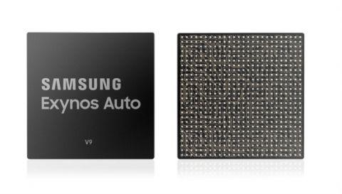 Samsung introduces Exynos Auto V9 processor for Audi infotainment systems