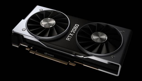 CES 2019: NVIDIA announces RTX 2060, mobility RTX 2000 GPUs and software partnerships