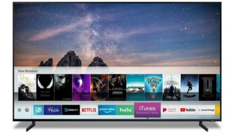 Samsung Smart TVs to support Apple iTunes and AirPlay 2 starting spring 2019