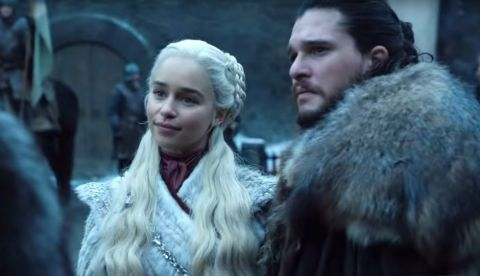 Game of Thrones Season 8 first look revealed by HBO