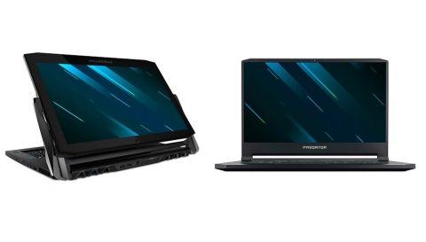 Acer unveils Predator Triton 500, Triton 900 gaming convertibles with RTX 2080