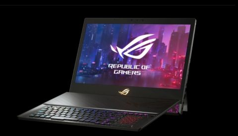 Asus ROG Mothership with detachable keyboard, NVIDIA GeForce