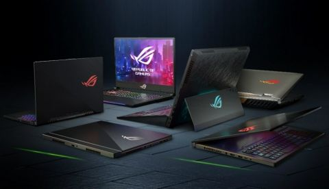 Asus ROG Strix Scar II, Strix Hero II, Zephyrus S, G703 and Mothership gaming laptops launched at CES 2019