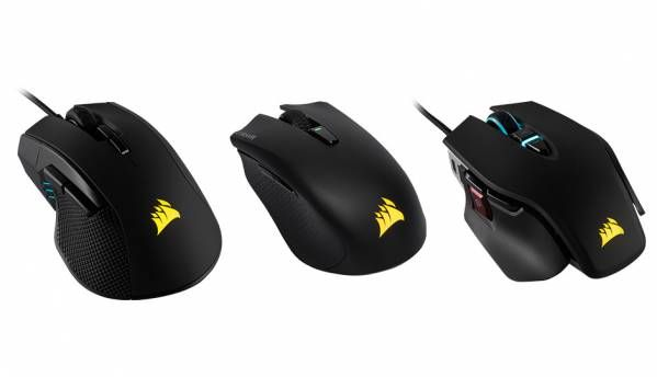 CES 2019: Corsair introduces new and refreshed lineup of gaming mice