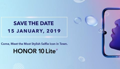 Honor 10 Lite India launch set on January 15, will be Flipkart exclusive