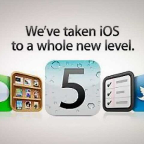 iOS 5 update in heavy demand, Apple servers struggle to cope