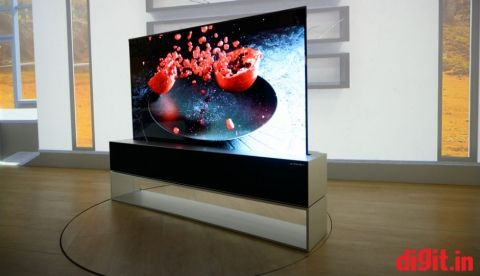 LG rollable TV will be available for purchase in 2019 and will carry a premium price tag