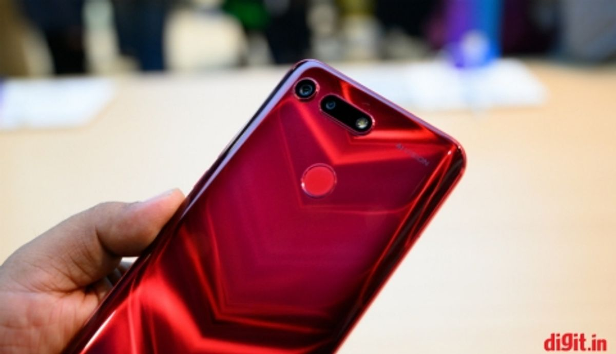 Honor View 20 to reportedly cost around Rs 40,000 in India
