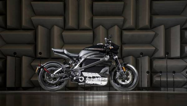 CES 2019: Harley-Davidson LiveWire electric motorcycle launched, powered by Panasonic Automotive