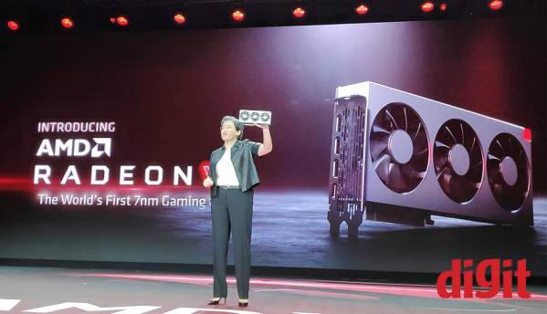AMD announces Radeon VII, 7nm graphics card with 3840 stream processors, claims to beats RTX 2080