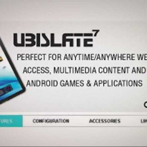 DataWind to soon launch UbiSlate, the retail version of the Aakash tablet