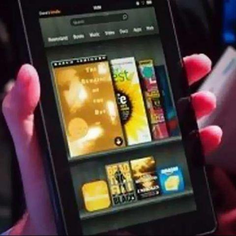 Teardown reveals Amazon losing $10 on every Kindle Fire