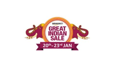 Amazon.in announces Amazon Great Indian Sale from January 20 to 23