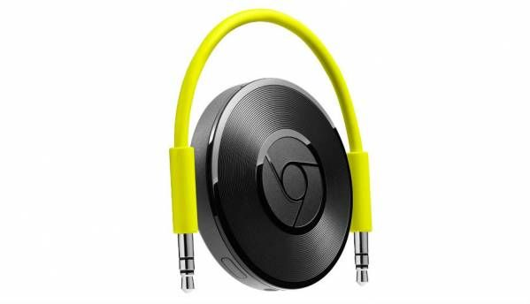 Google stops manufacturing Chromecast Audio