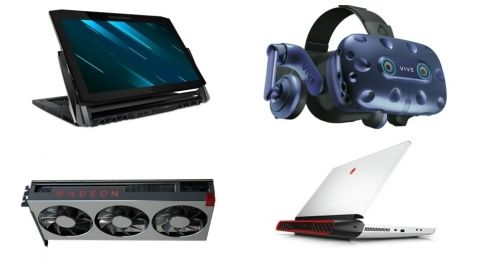 CES 2019: Gaming tech roundup