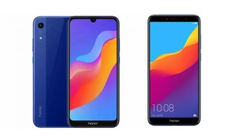 Specs comparison: Honor Play 8A vs Honor 7A