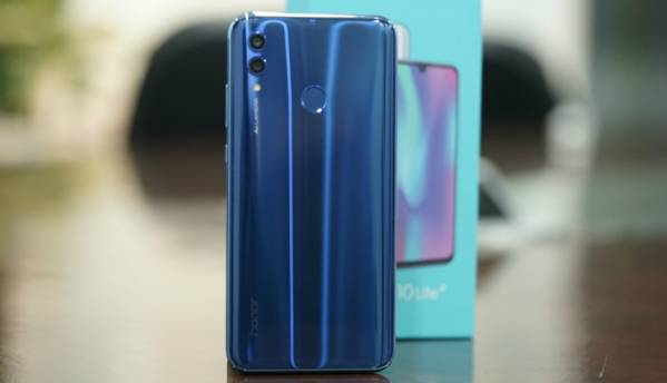 Honor 10 Lite with 24MP AI selfie camera, Kirin 710 SoC launched in India starting at Rs 13,999