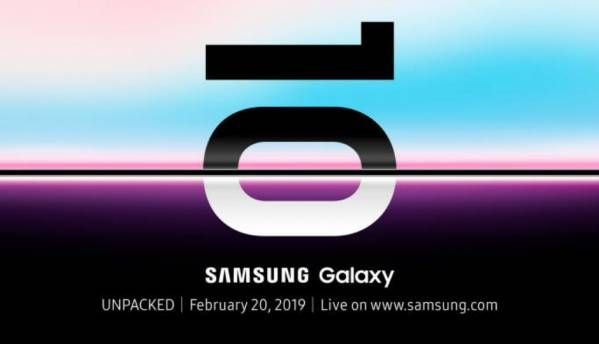 """Samsung Galaxy S10 5G variant may be called """"Galaxy S10 X': Report"""