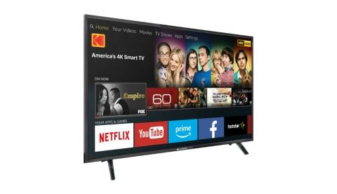 Kodak 4K 43UHDX Smart LED TV with app support, Miracast launched in India at 23,999