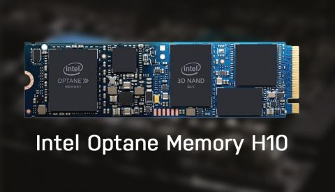 Intel unveils new Optane Memory H10 at CES 2019 with combined cache and storage
