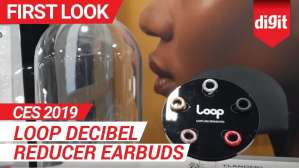 CES 2019: Loop Decibel Reducer Earbuds | Digit.in