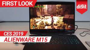 CES 2019: Dell Alienware m17 with 8th gen Core i9K processor, NVIDIA GeForce RTX 2080 | Digit.in