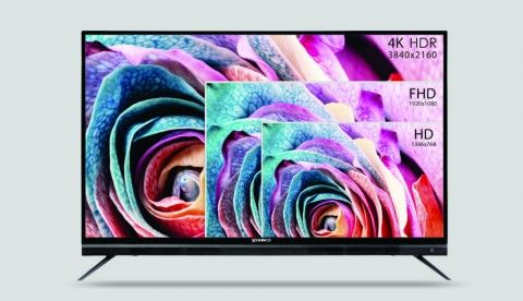 Shinco to launch 65-Inch 4K Smart TV in India on January 19 at Rs 49,990