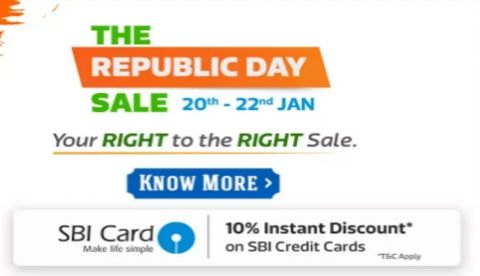 Flipkart Republic Day Sale: Best smartphone deals