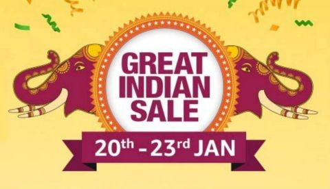 Amazon Great Indian Sale: Discounts on Huawei P20 Lite, RealMe U1 and more