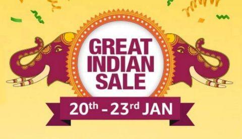 Amazon Great Indian sale: Top 5 smartphone deals